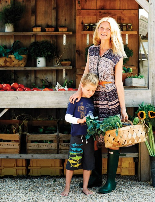 Gwyneth Paltrow food is good