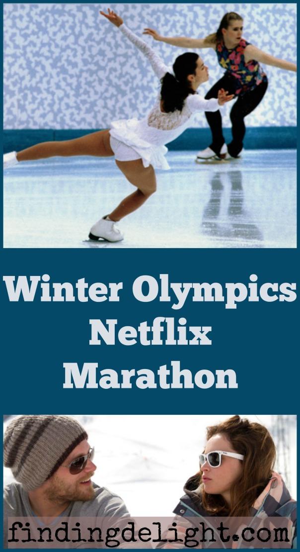 winter olympics netflix marathon
