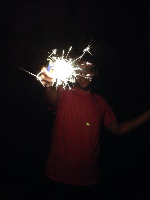 sparklerparty