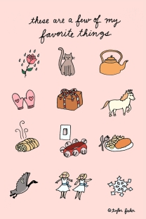 favoritethingsgraphic