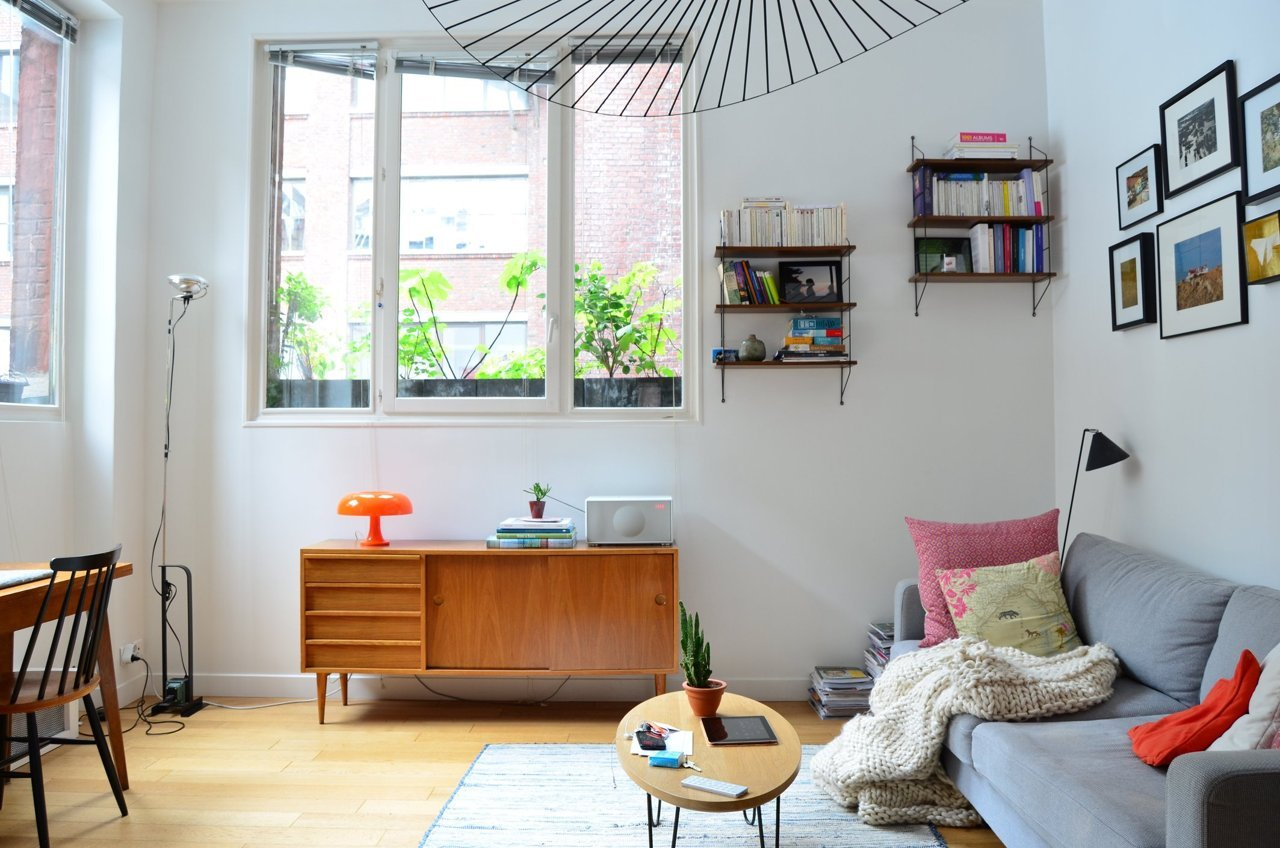 Paris Apartment 1