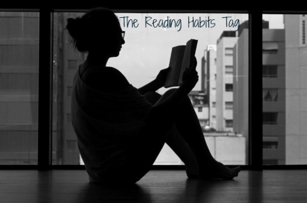 the reading habits tag