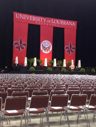 university of louisiana graduation