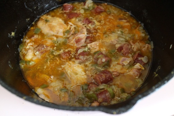 chicken and sausage 4
