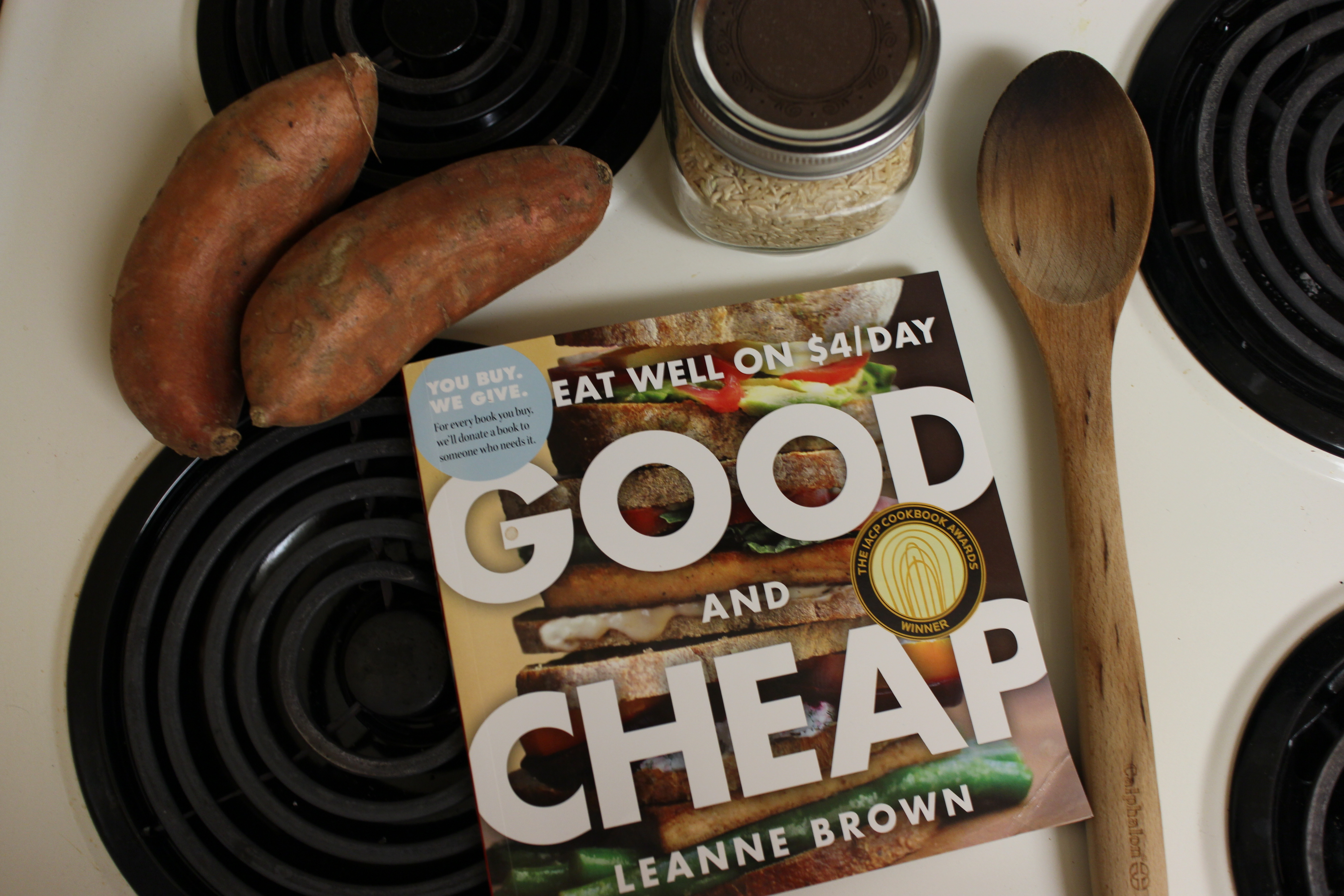 Food stamp budget finding delight good and cheap the kickstarter funded pdf which showcases how to eat well on any budget is now available in book form forumfinder Gallery