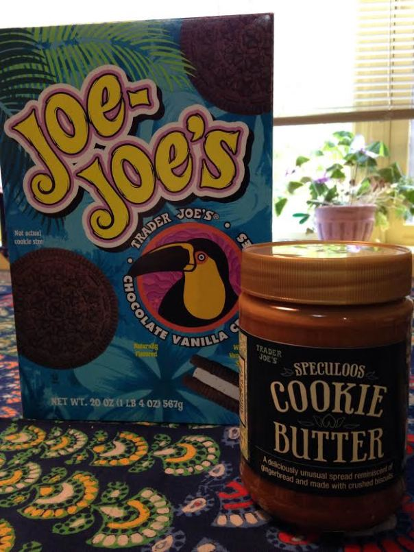 joe joes and cookie butter