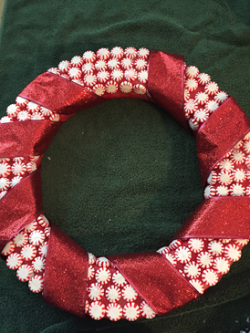 wreath tutorial 5