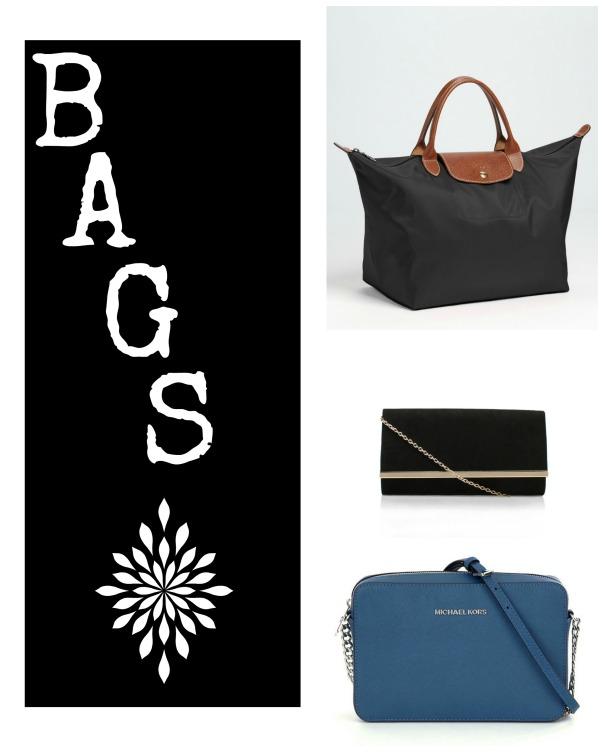 50 Piece Capsule Wardrobe Bags