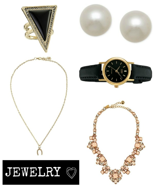 50 Piece Capsule Wardrobe Jewelry