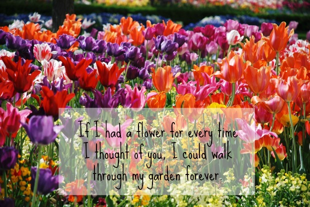 if i had a flower