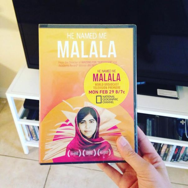 he named me malala dvd