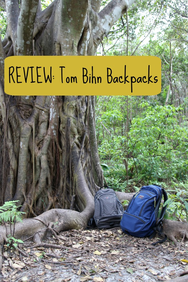Review Tom Bihn Backpacks