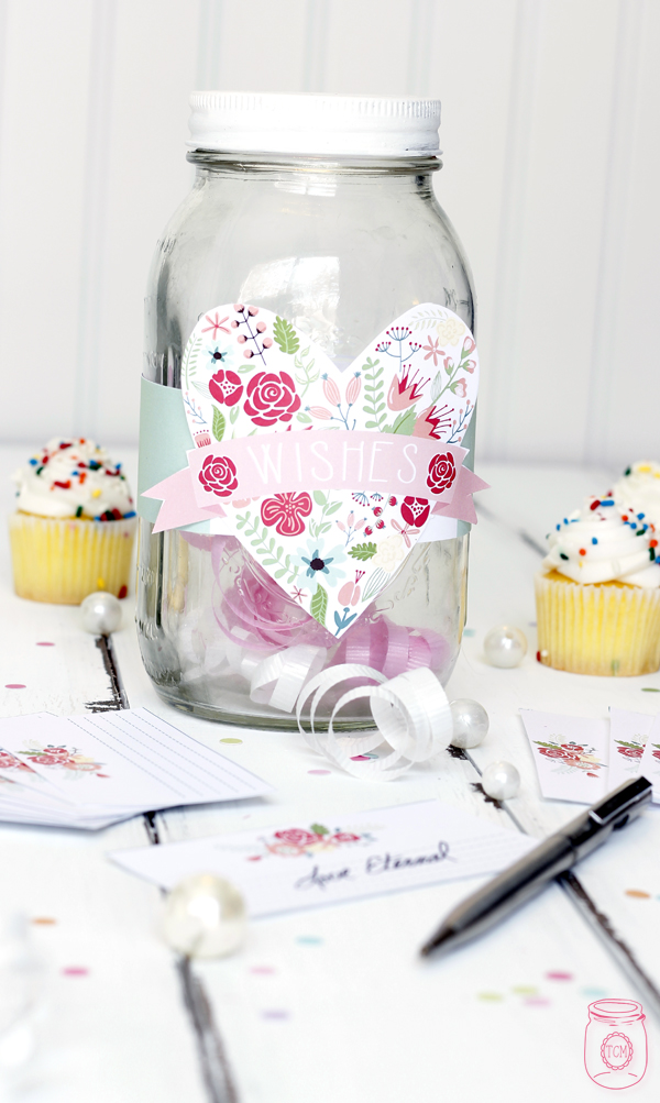 wedding wish jar 2