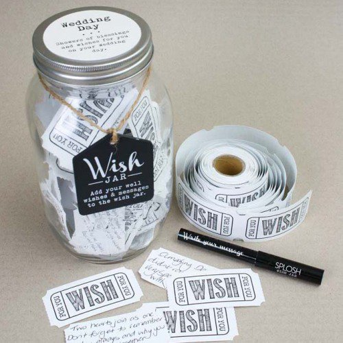 wedding wish jar 4