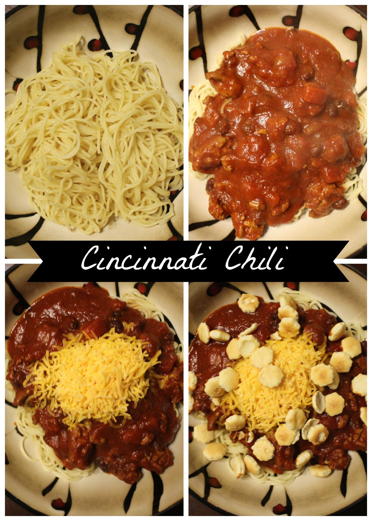 Cincinnati Chili Recipe: Recipe: Cincinnati Chili