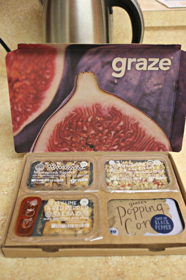sample graze box