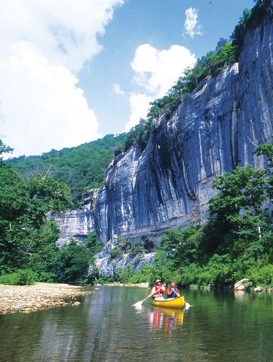 float the river arkansas