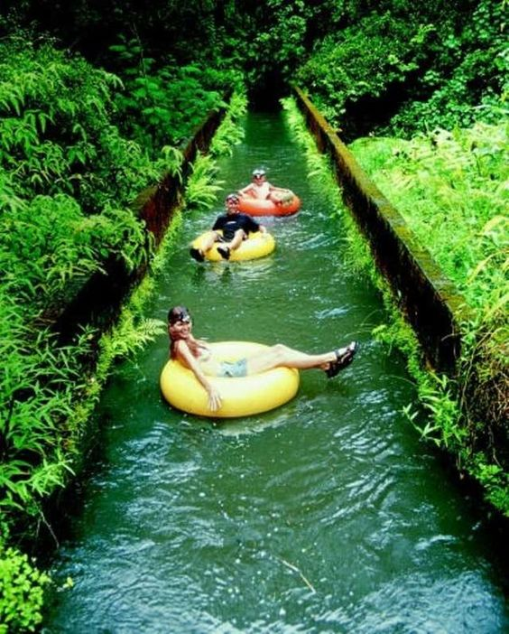 float the river hawaii