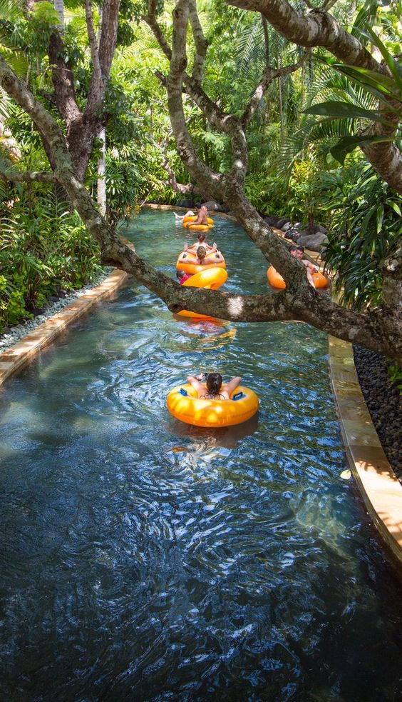 float the river waterbom bali