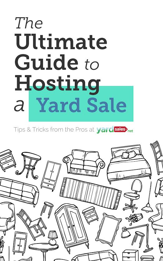 yard sale e-book