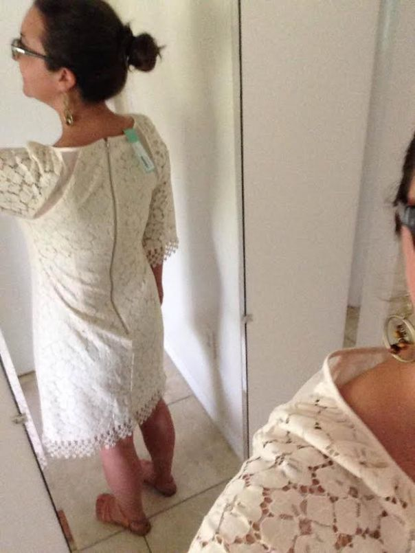 Adrianna Papell dress 2