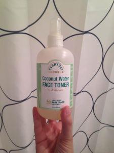 skincare toner