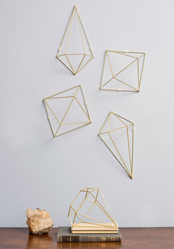 Wire Gems Wall Decor
