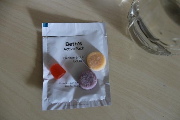 vitafive vitamin packs