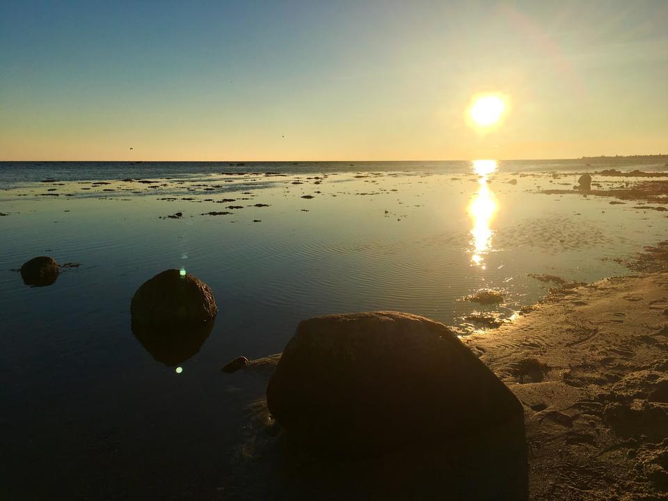 afternoon-sunset