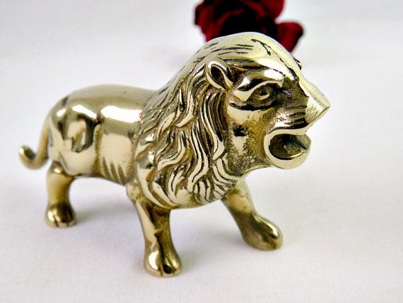 brass-lion