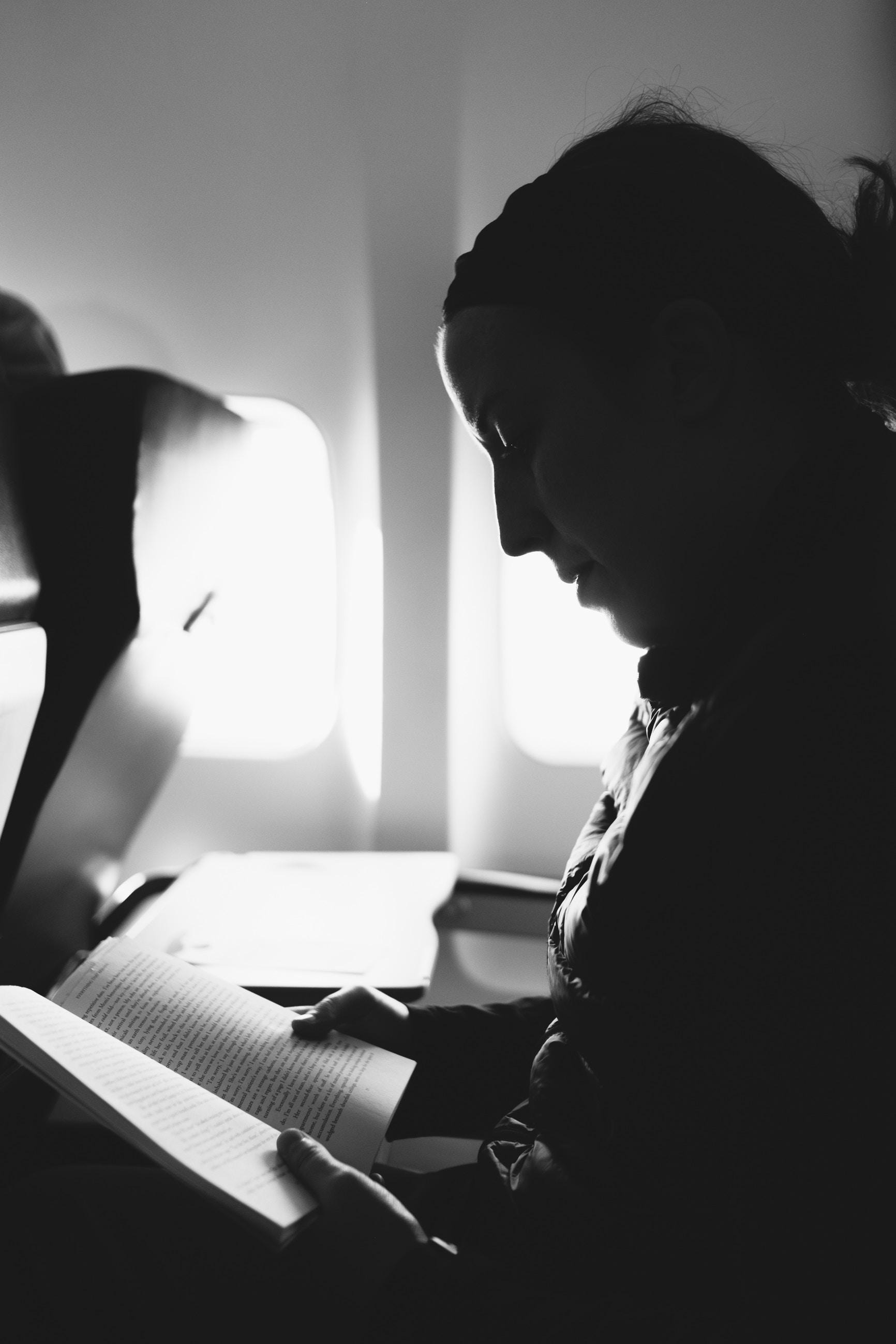 reading summer travel