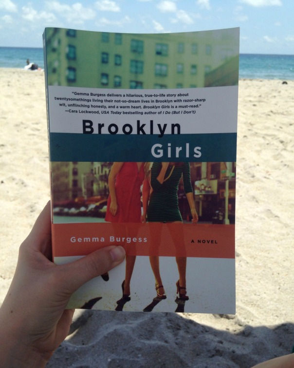 brooklyn girls by gemma burgess
