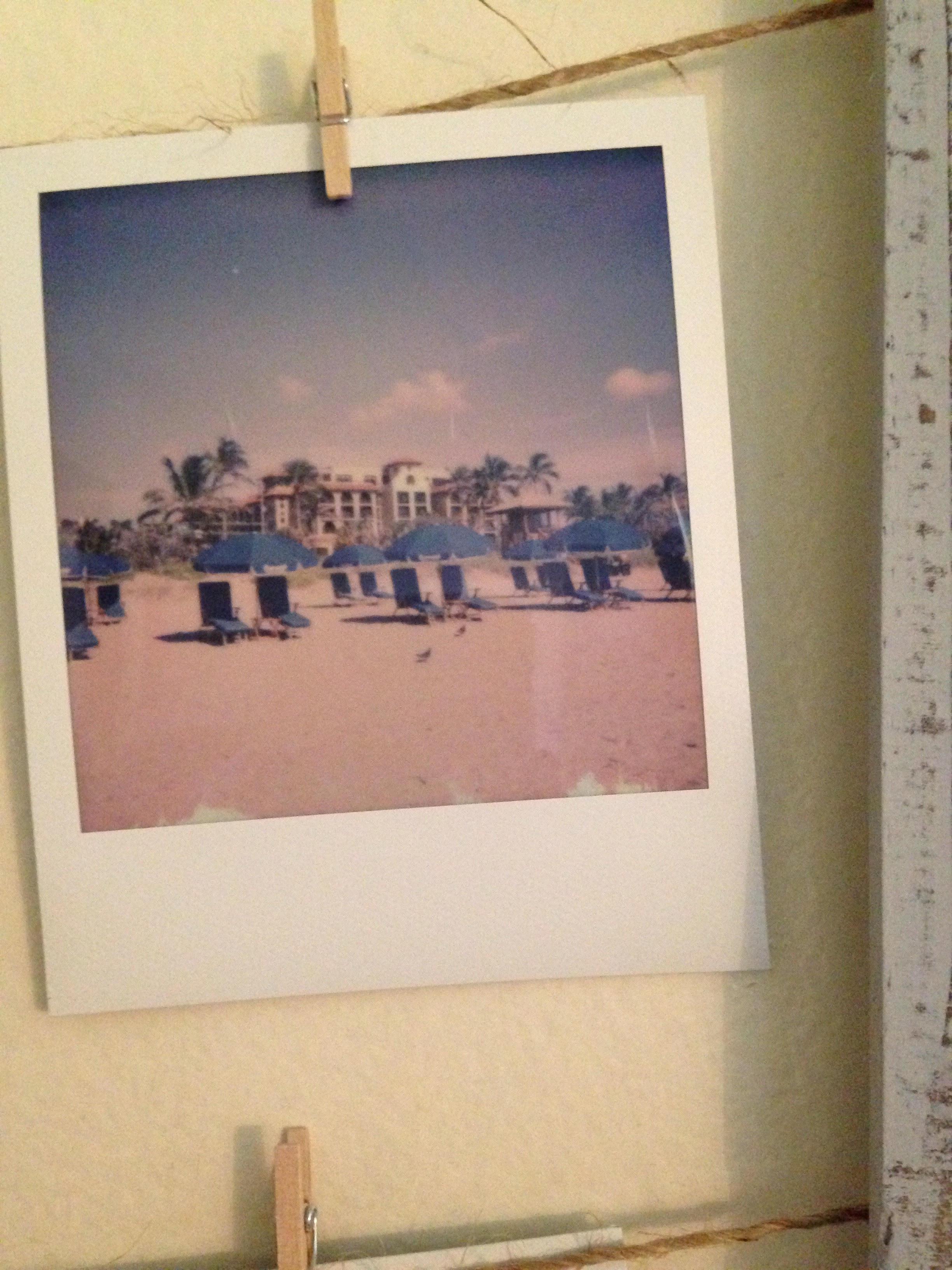 DIY: Polaroid Display | Finding delight.