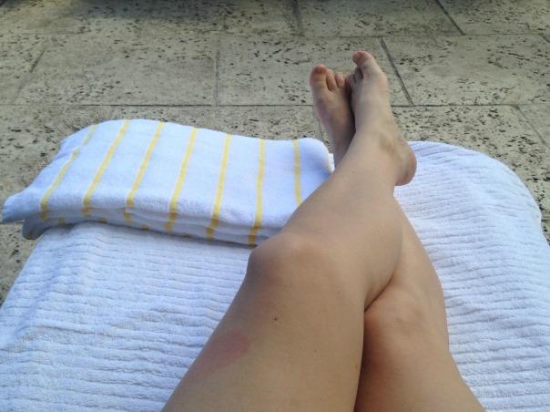 mariott hotel towel service