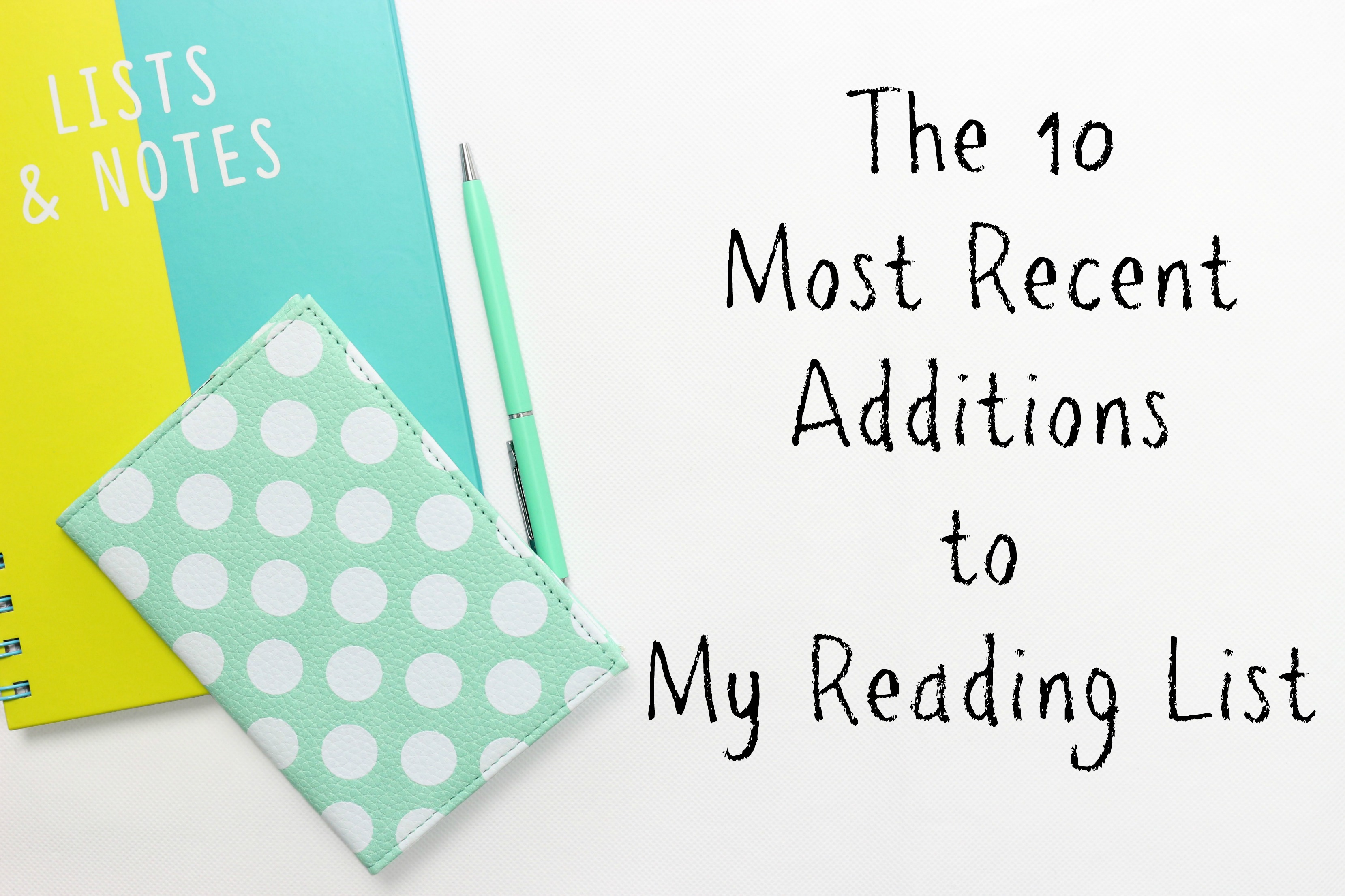 what to add to your reading list summer 2018