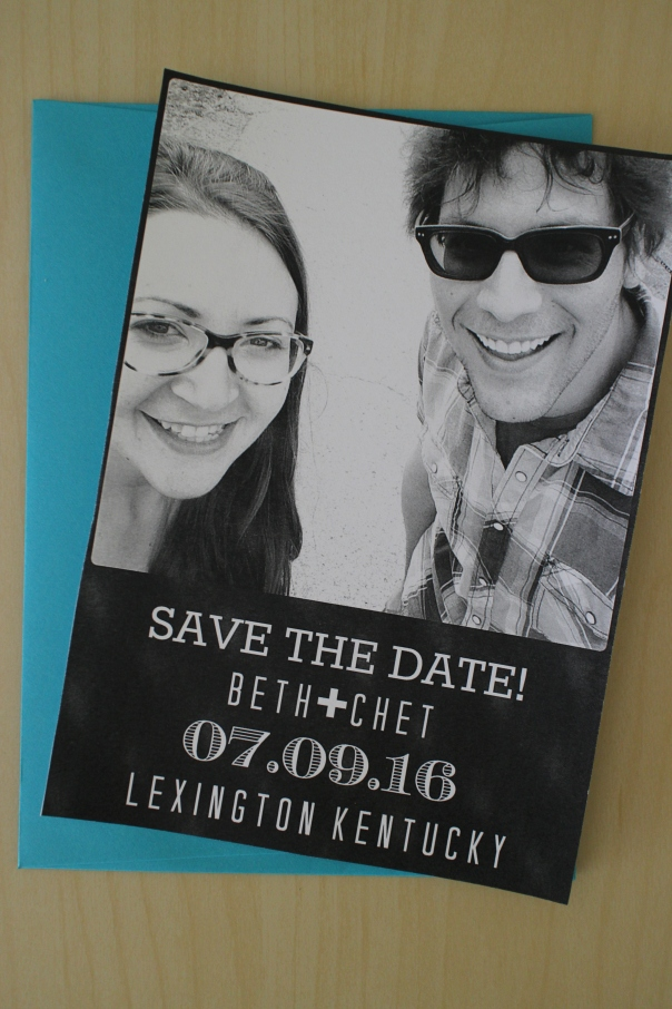 save the date with picmonkey