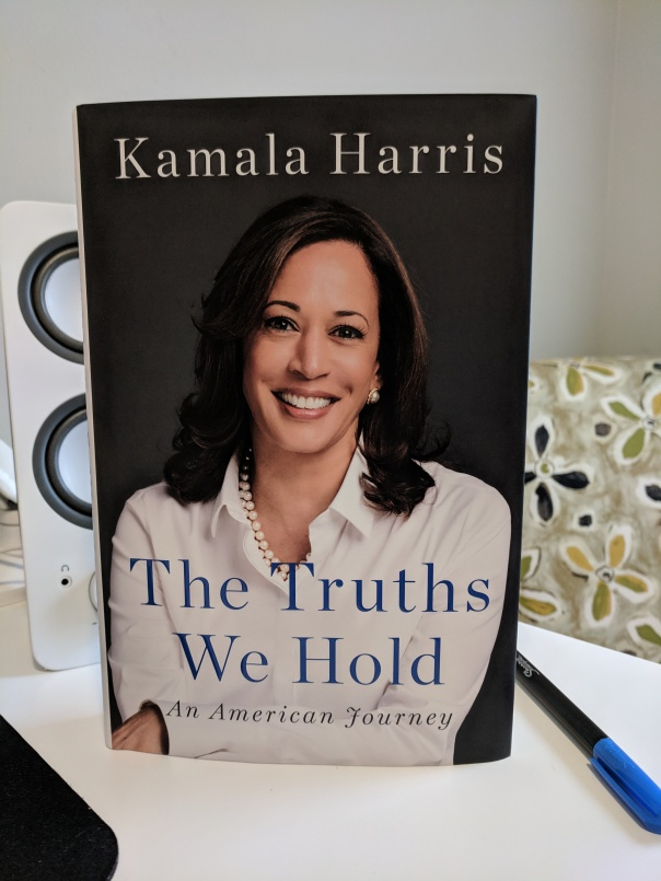 The Truths We Hold by Kamala Harris
