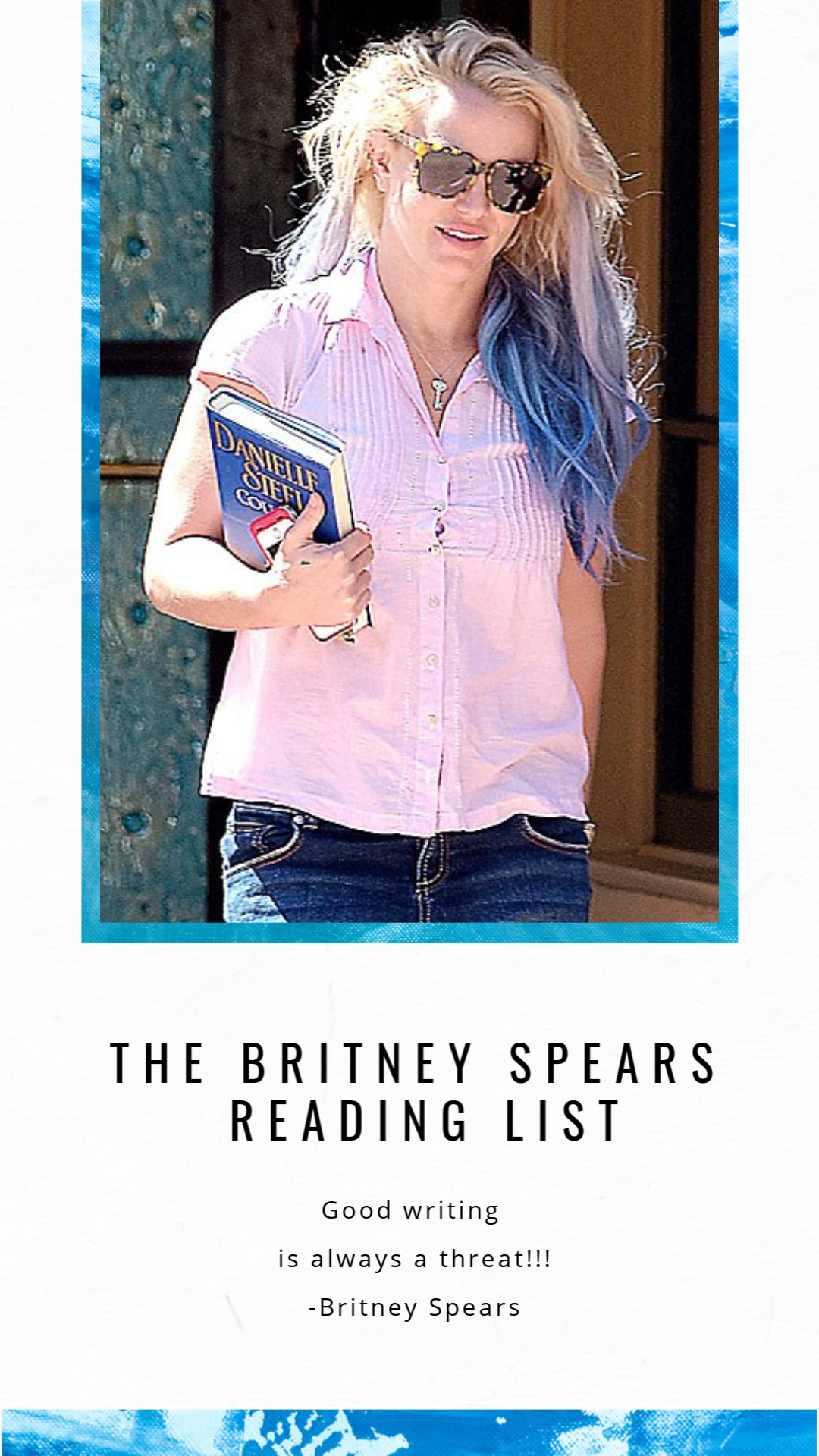 The Britney Spears reading list